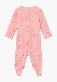 Carter's - INTERLOCK ELEPHANT - Pyjamas - pink - 1