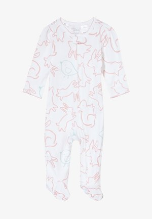 GIRL ZGREEN BABY - Pyjama - white/multicolor