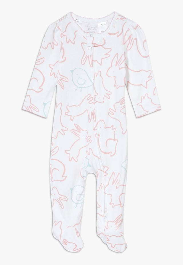 GIRL ZGREEN BABY - Piżama - white/multicolor