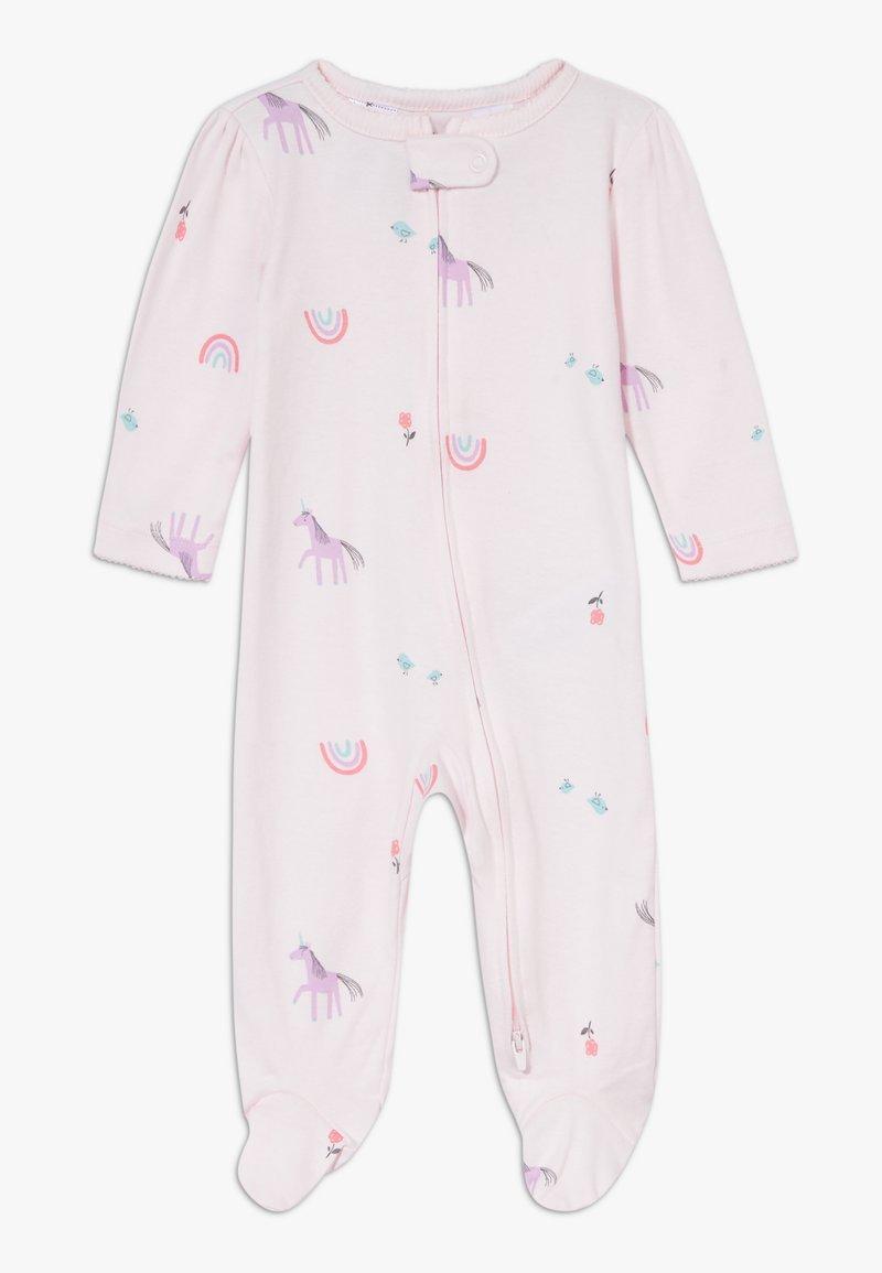 Carter's - GIRL ZGREEN BABY - Pyžamo - light pink