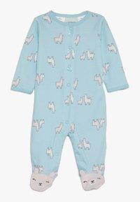 Carter's - LLAMAS - Pyjama - turquoise - 0