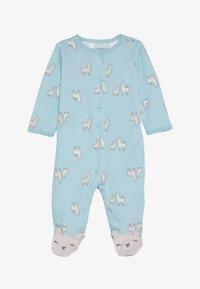 Carter's - LLAMAS - Pyjama - turquoise - 2