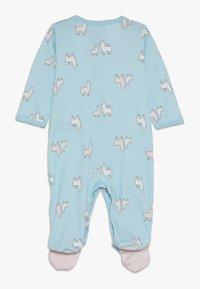 Carter's - LLAMAS - Pyjama - turquoise - 1