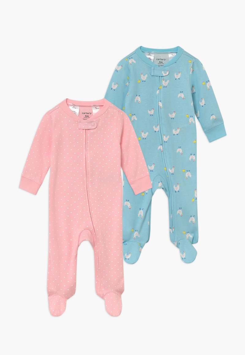 Carter's - 2 PACK - Pyjama - light blue/light pink