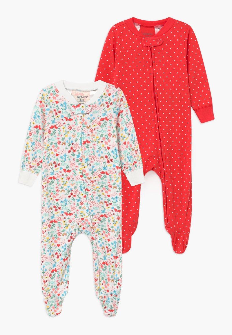Carter's - FLORAL 2 PACK - Pyžamo - multi-coloured