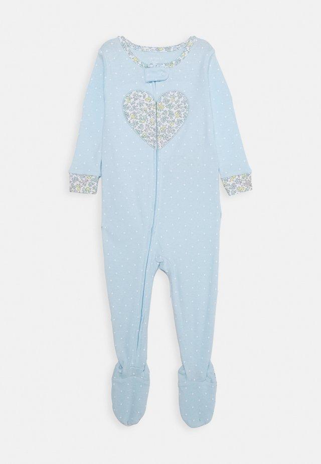 HEART - Pyjamas - blue