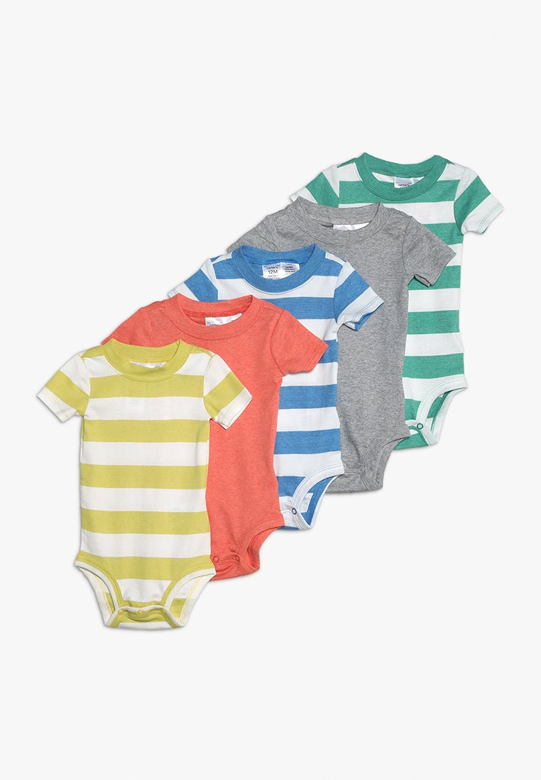 Carter's - BABY STRIPES 5 PACK - Body - multi-coloured