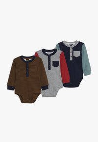 Carter's - BABY 3 PACK - Body - multi-coloured - 0