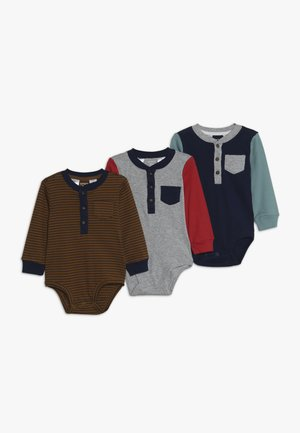 BABY 3 PACK - Body - multi-coloured