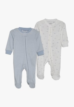 BABY 2 PACK  - Pyjamas - ivory