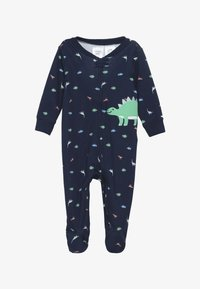 Carter's - BOY INTERLOCK BABY - Pijama - dark blue - 2