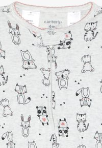 Carter's - TEXTURED BABY - Pyjamas - heather - 3