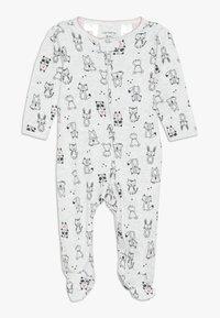 Carter's - TEXTURED BABY - Pyjamas - heather - 0