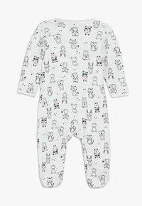 Carter's - TEXTURED BABY - Pyjamas - heather - 1