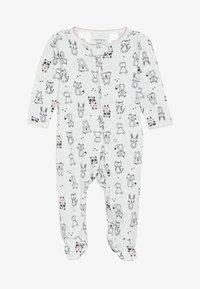 Carter's - TEXTURED BABY - Pyjamas - heather - 2