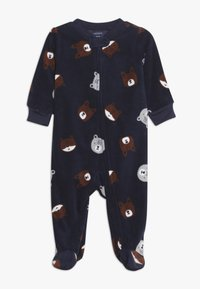 Carter's - MICRO BABY - Pyjamas - navy - 0