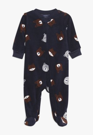 MICRO BABY - Pyjamas - navy