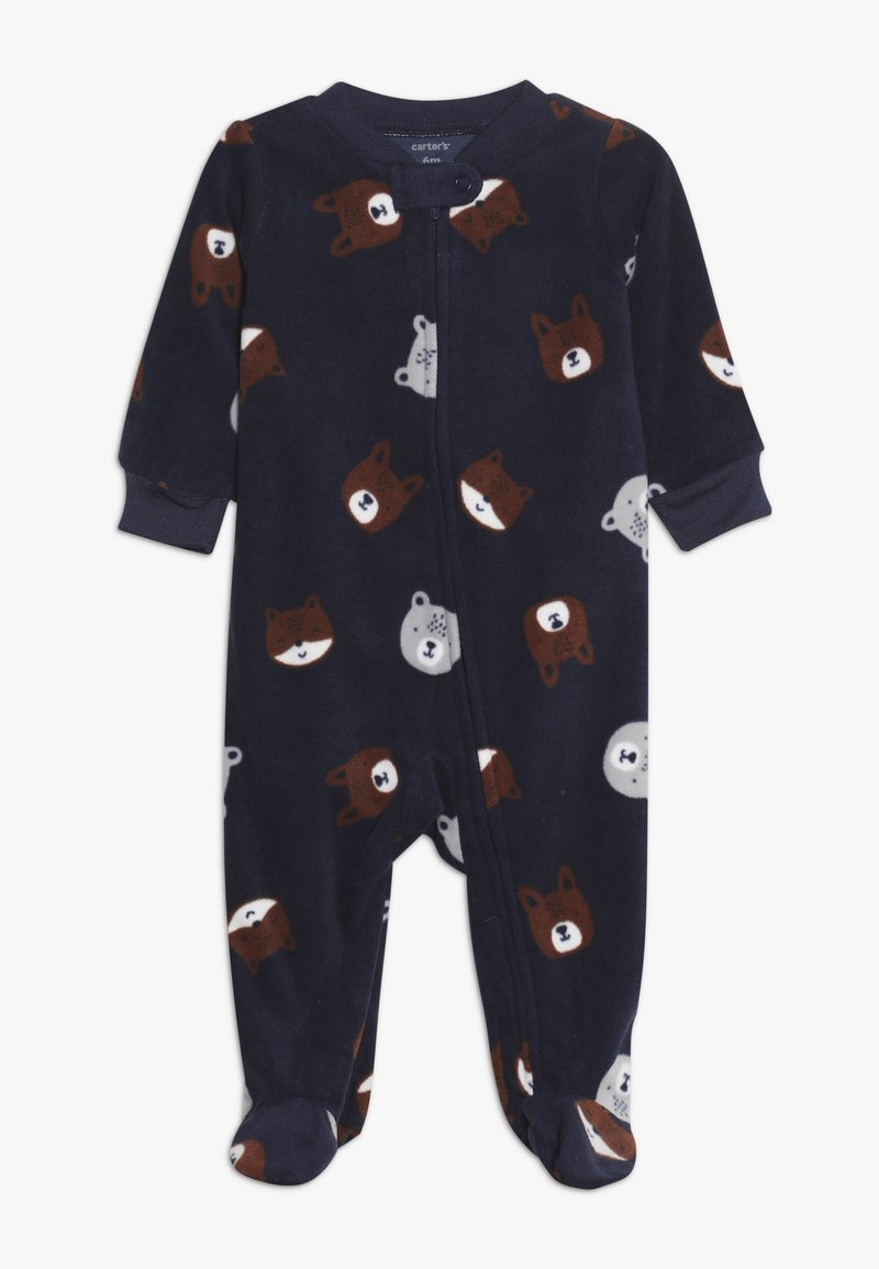 Carter's - MICRO BABY - Pyjama - navy