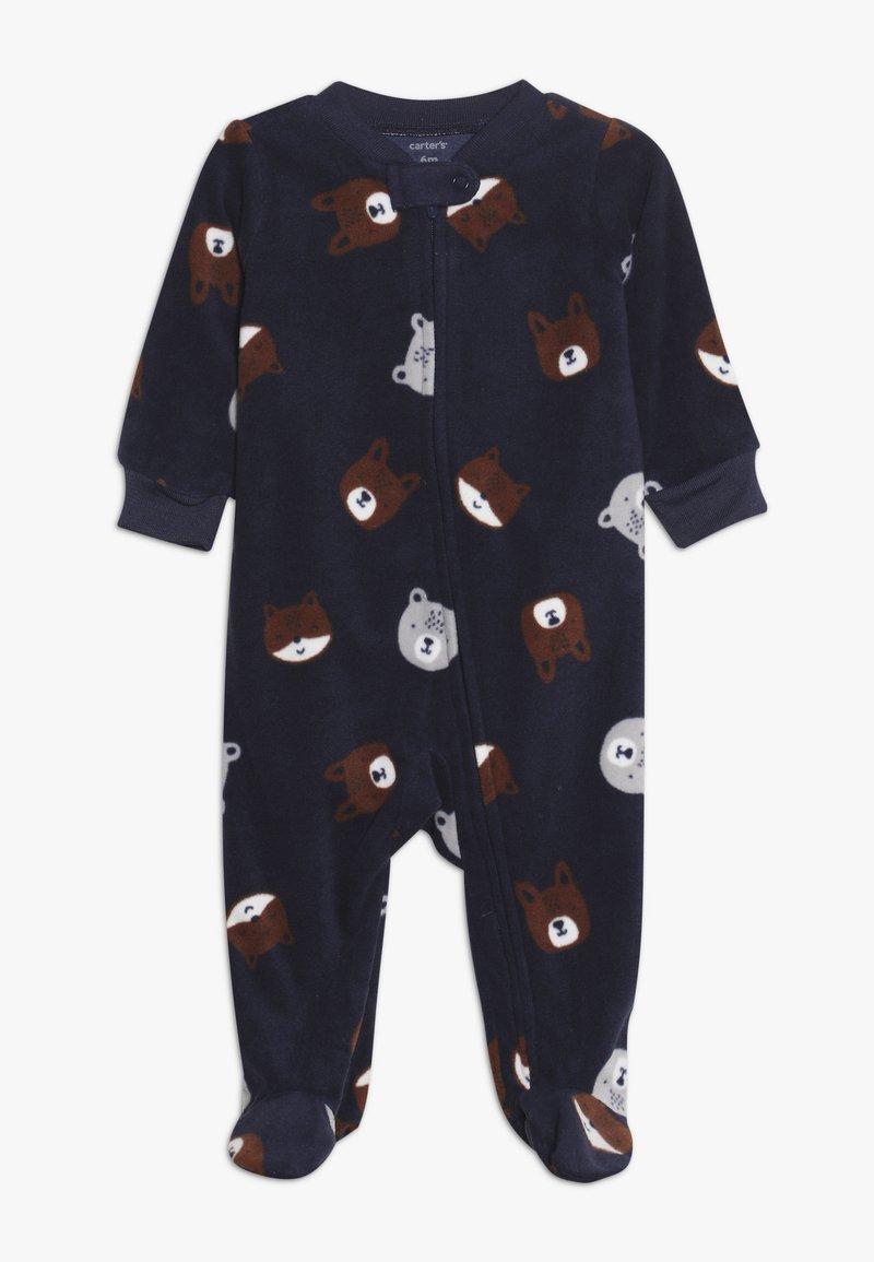 Carter's - MICRO BABY - Pyjamas - navy