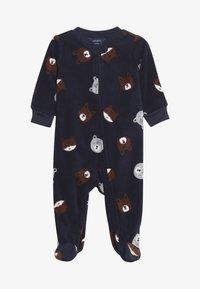 Carter's - MICRO BABY - Pyjamas - navy - 2