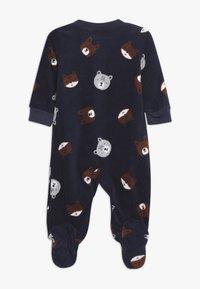 Carter's - MICRO BABY - Pyjamas - navy - 1