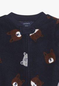 Carter's - MICRO BABY - Pyjamas - navy - 3