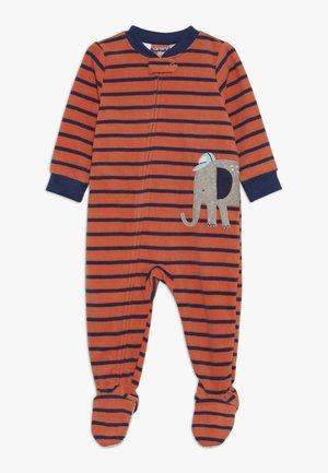 ELEPHANT APP BABY - Pyjamas - orange