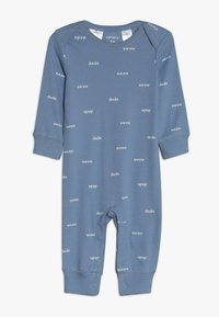 Carter's - COVERALL BABY 2 PACK - Pyjama - blue - 2