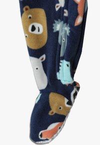 Carter's - ANIMALS BABY - Pyjamas - dark blue - 2