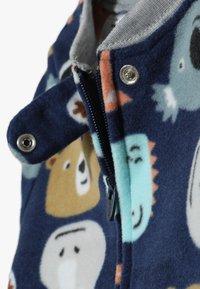 Carter's - ANIMALS BABY - Pyjamas - dark blue - 5