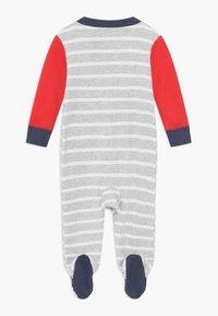 Carter's - INTERLOCK BROTHER BABY - Pyjamas - blue/red - 1