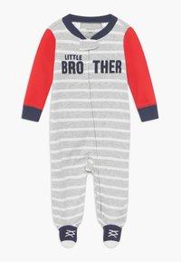 Carter's - INTERLOCK BROTHER BABY - Pyjamas - blue/red - 0