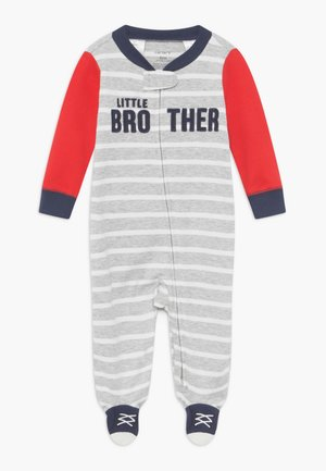 INTERLOCK BROTHER BABY - Pyjama - blue/red