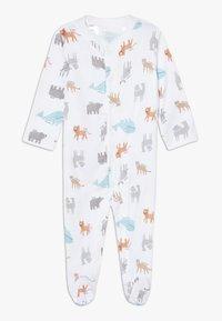 Carter's - BOY ZGREEN BABY - Pyjama - white - 0