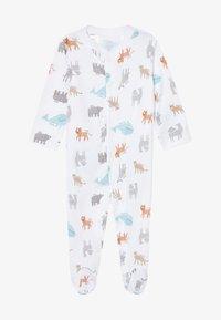 Carter's - BOY ZGREEN BABY - Pyjama - white - 2