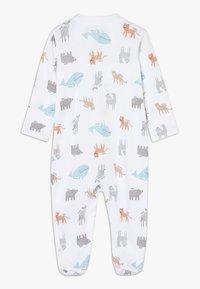 Carter's - BOY ZGREEN BABY - Pyjama - white - 1