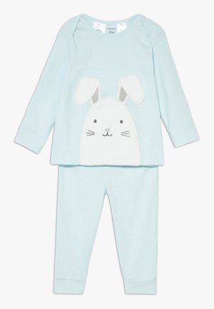EASTER BUNNY TAIL SET - Pijama - blue