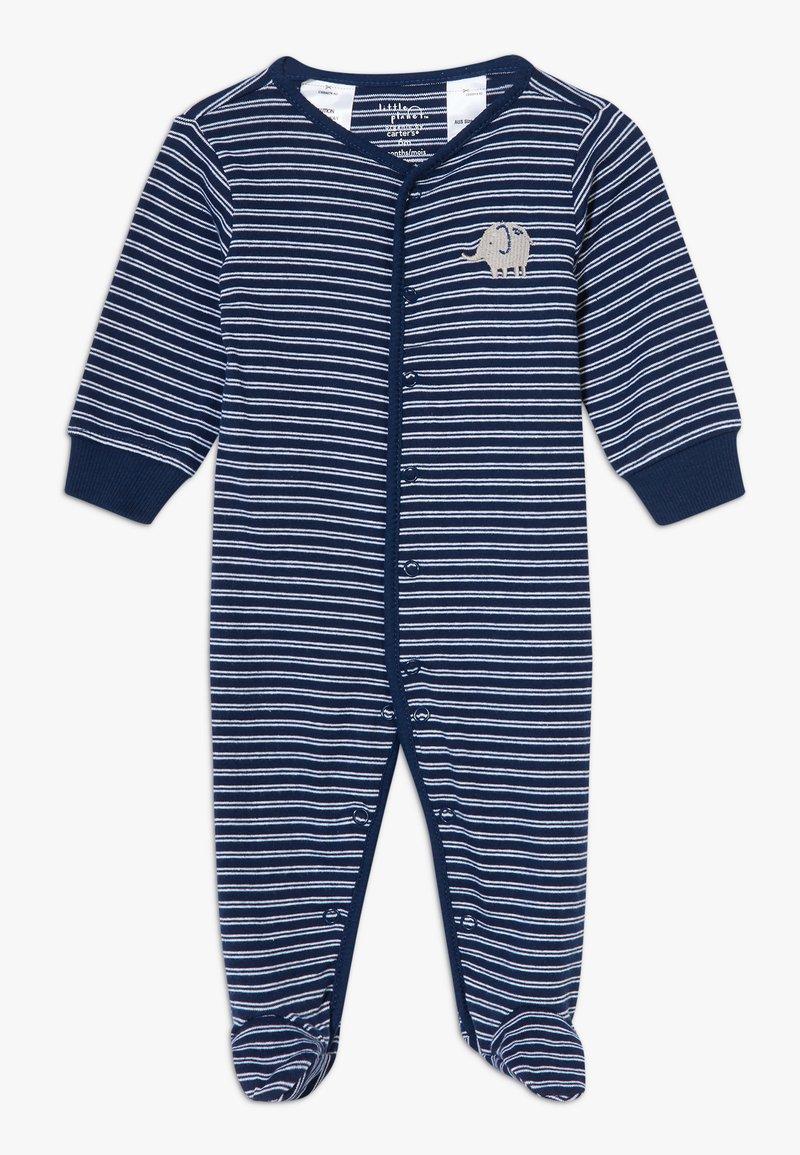 Carter's - BOY ZGREEN BABY - Pyjama - navy