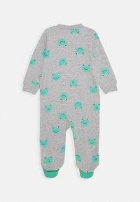 Carter's - FROGS - Pyjama - gray - 1