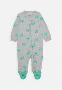Carter's - FROGS - Pyjama - gray - 0