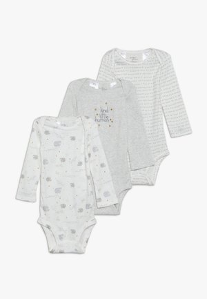 HUMAN BABY 3 PACK  - Body - off-white