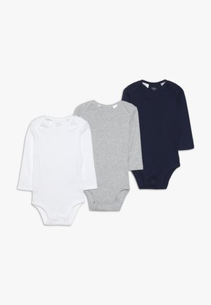 BOY BASICS 3 PACK - Body - dark blue