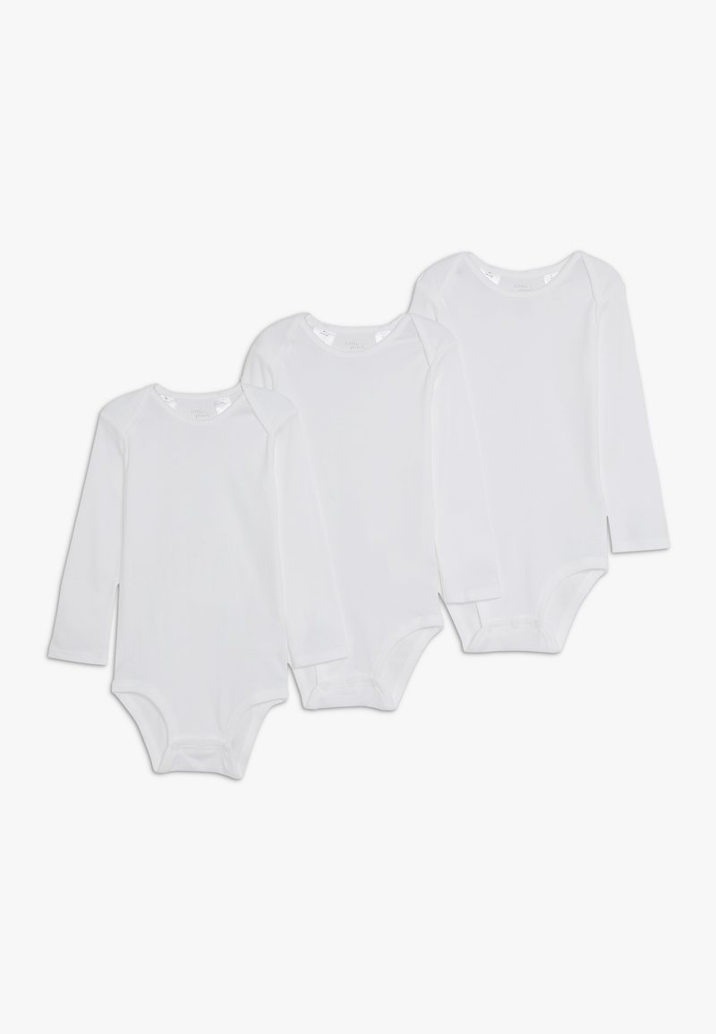 Carter's - BABY 3 PACK - Body - white