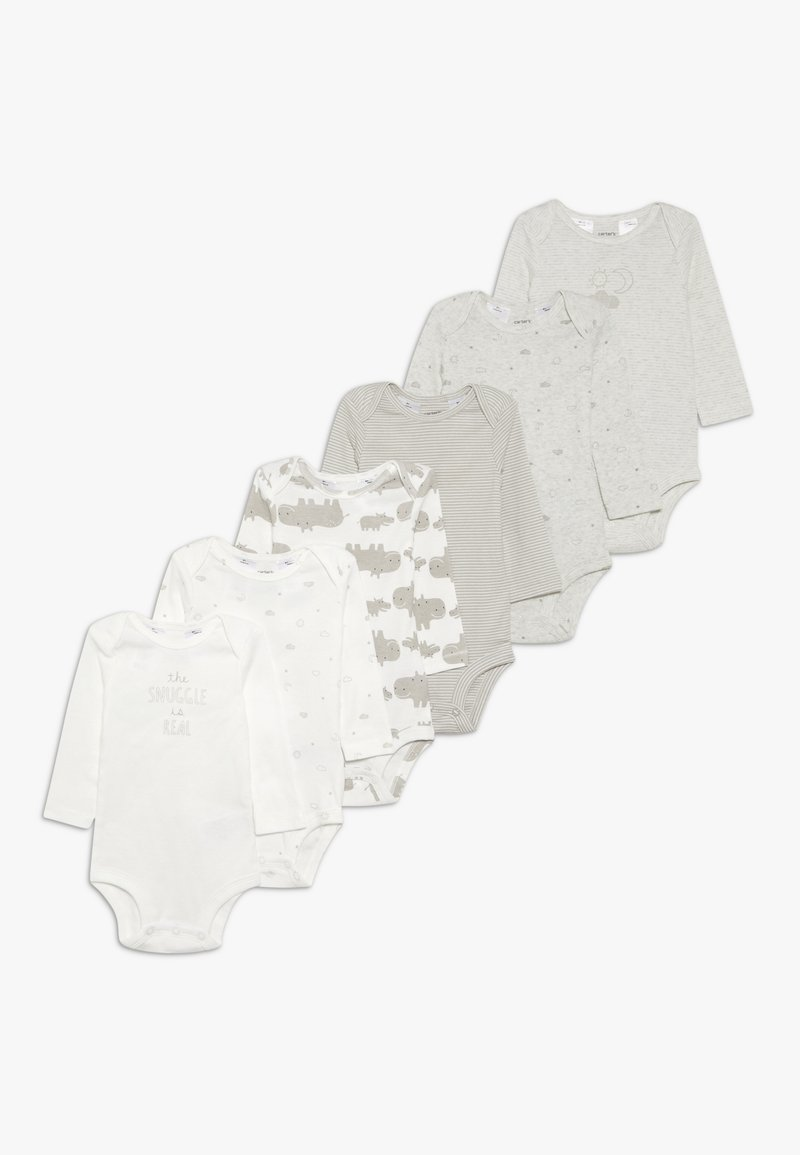 Carter's - BABY 6 PACK - Body - off-white