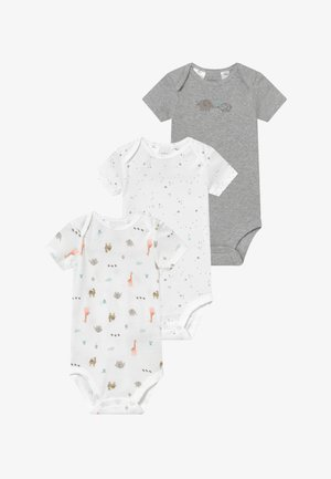 NEUTRAL BABY 3 PACK - Body - elephant