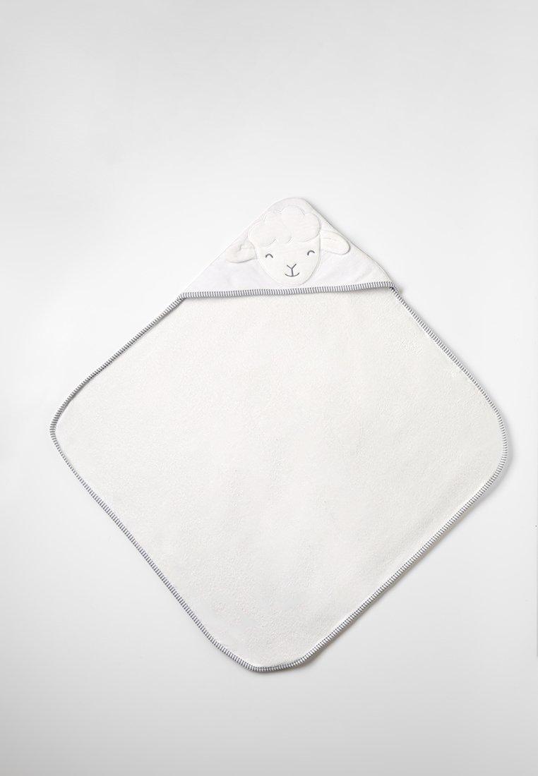 Carter's - TOWEL NEUTRAL LAMB - Accessoires - Overig - white