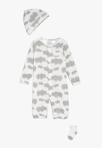 Carter's - CAG BABY SET - Pyžamo - brown - 0