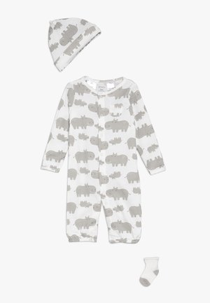 CAG BABY SET - Pyjamas - brown