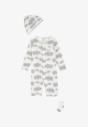 CAG BABY SET - Pyžamo - brown