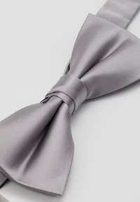 Calvin Klein - SOLID BOW TIE - Butterfly - grey - 3